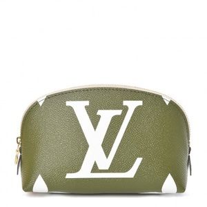 New Limited Giant Monogram Pochette Cosmetic Bag